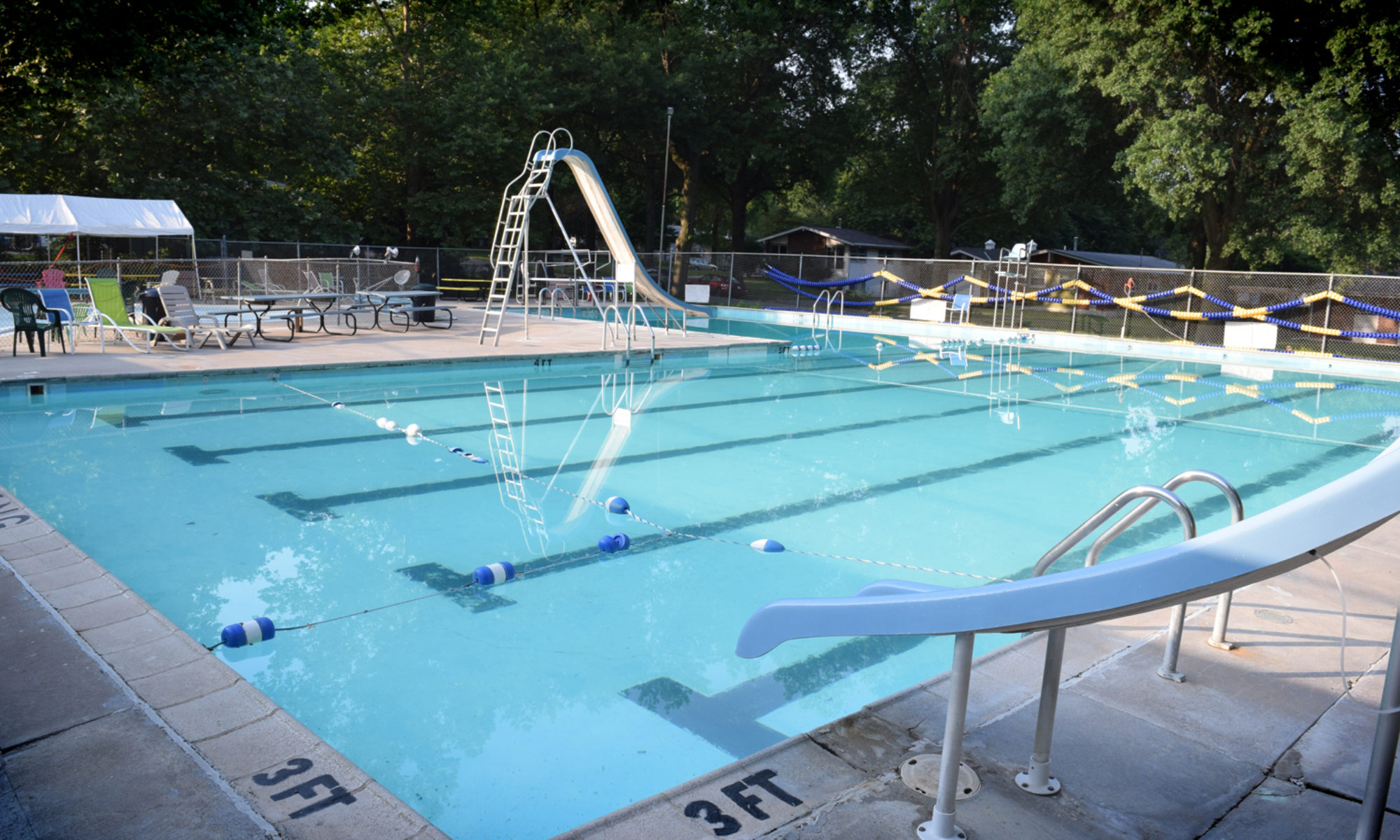 Meadow Lane Pool